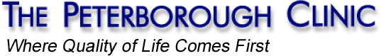 Peterborough Clinic Logo