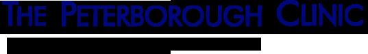 Peterborough Clinic Logo