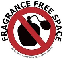 Fragrance Free Space